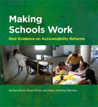 World Bank, Making Schools Work
