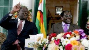 Tsvangirai and the old crocodile together again